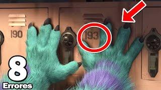8 Errores más Increíbles de las Películas de Disney Pixar thumbnail