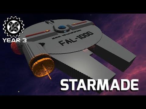STARMADE - Millennium Enterprise & Shipyard Control - 318