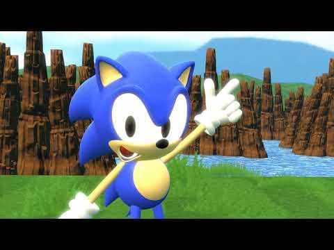 (SFM) Sonic Sez