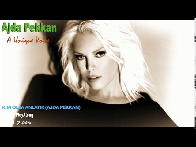 Kim Olsa Anlatir (Ajda Pekkan) - Cornet PlayAlong