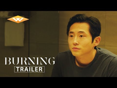 Burning trailer