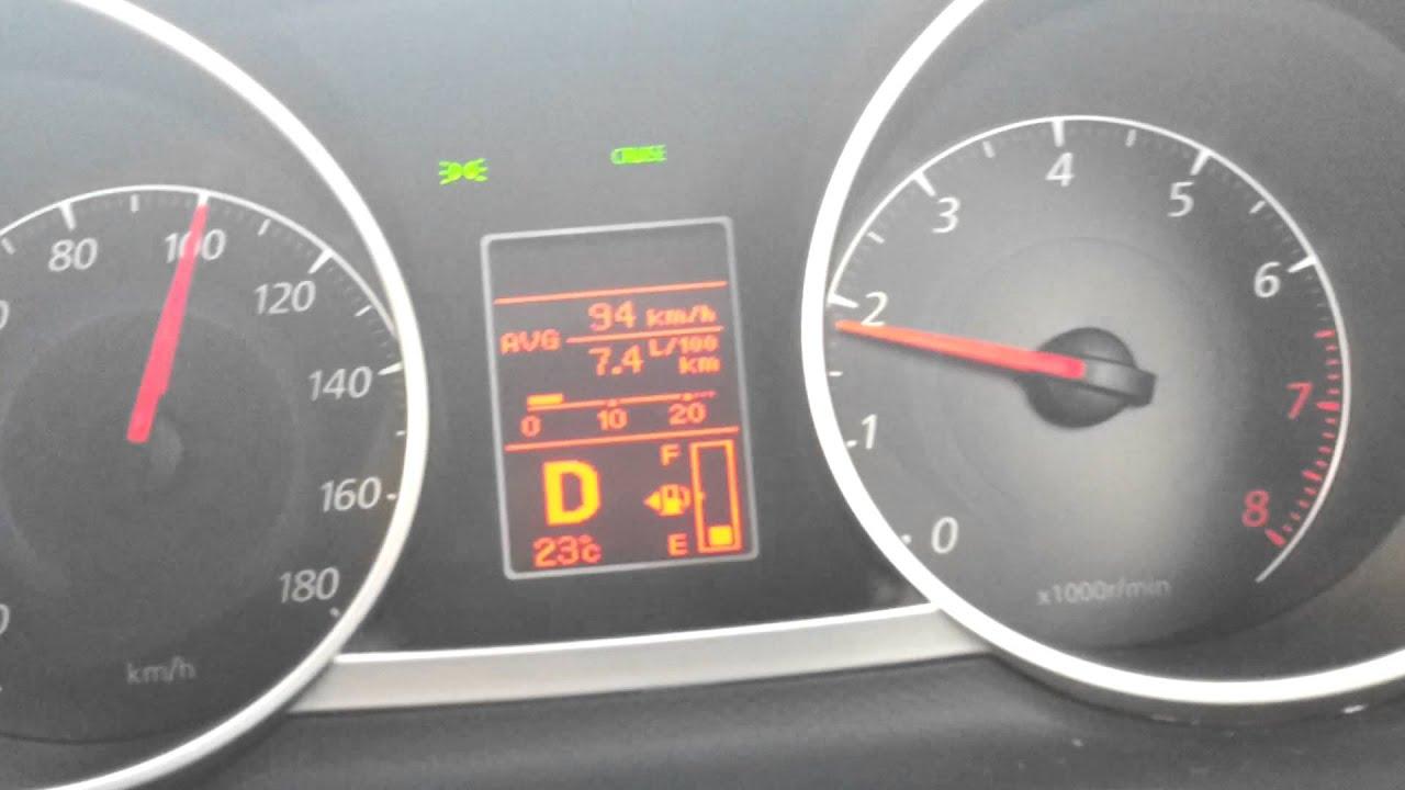mitsubishi outlander xl 2008 3.0 расход топлива