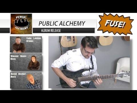 Public Alchemy Debut Album