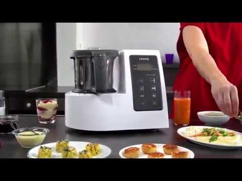 robot culinaire multifonctions cuiseurmix h.koenig® chez trend