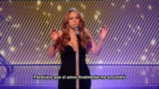 Mariah Carey - I Want To Know What Love Is (Subtítulos en Español)