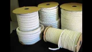 Ceramic Fiber Braided Rope Manufacturers in Mumbai, India