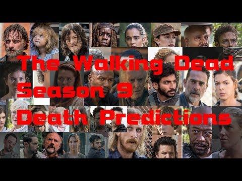 The Walking Dead Season 9 Death Predictions