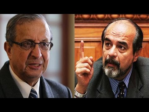 Daniel Mora llama 'parásito de la política' a Mauricio Mulder tras crítica por Ley Universitaria