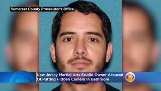 Police: Owner Leonardo Sanchez Puts Hidden Camera In Bathroom Of New Jersey Martial Arts Studio
