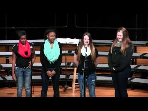 6th-8th Grade Vocal Concert-2015