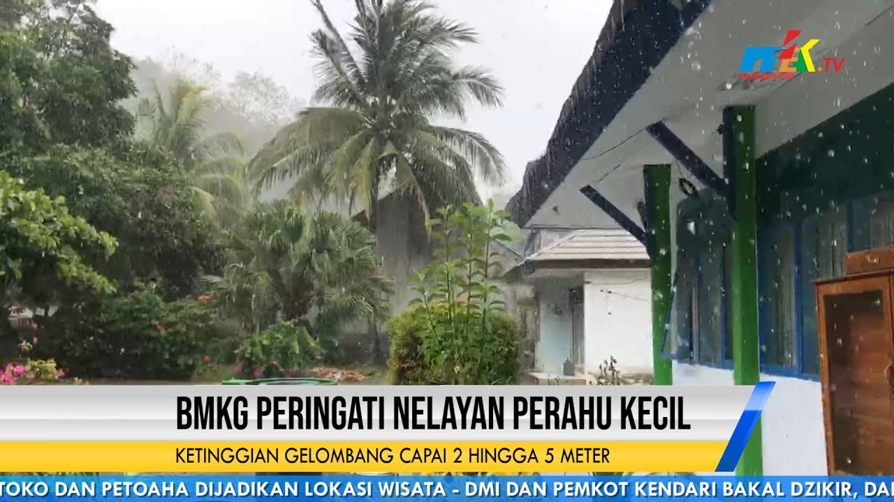 BMKG Peringati Nelayan Perahu Kecil, Ketinggian Gelombang Capai 2 Hingga 5 meter