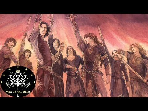 Oaths, Dooms, and Curses in Tolkien's Works - Building a World