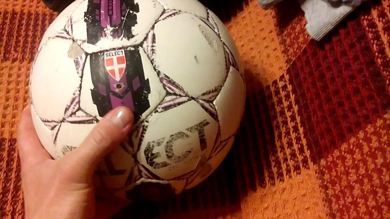 Обзор мяча Select Street Soccer - Grey-Orange, Футбольный мяч .