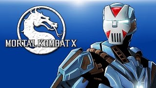 vuclip Mortal Kombat X - Ep 20 (Triborg Unleashed!!!!) Battle Bots!