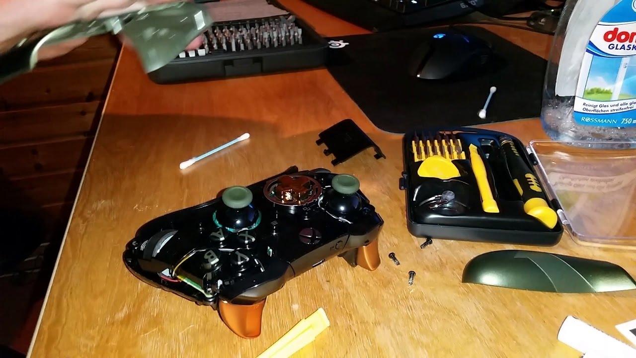 #Xbox One Controller Zerlegen und Reinigen
