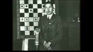 Aljechin - Euwe, WK Schaken 1935