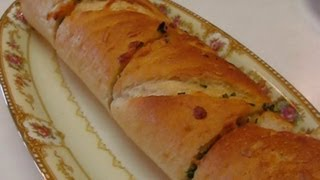 Betty's Cheesy Herb Bread