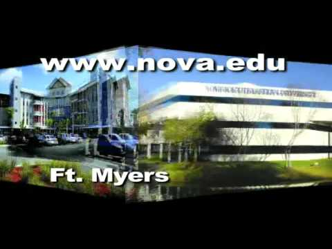 Nova Southeastern University Transfer Video