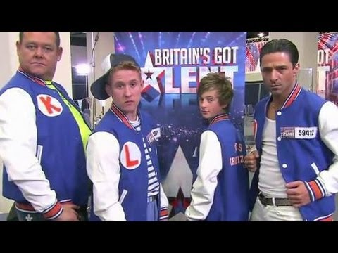 Britain's Got Talent with Benidorm  Sport Relief Night of TV 2012