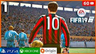 FIFA 19 El Camino Capitulo 1 El Abuelo de Alex Hunter (Jim Hunter) | Parte 1 Gameplay Español Latino