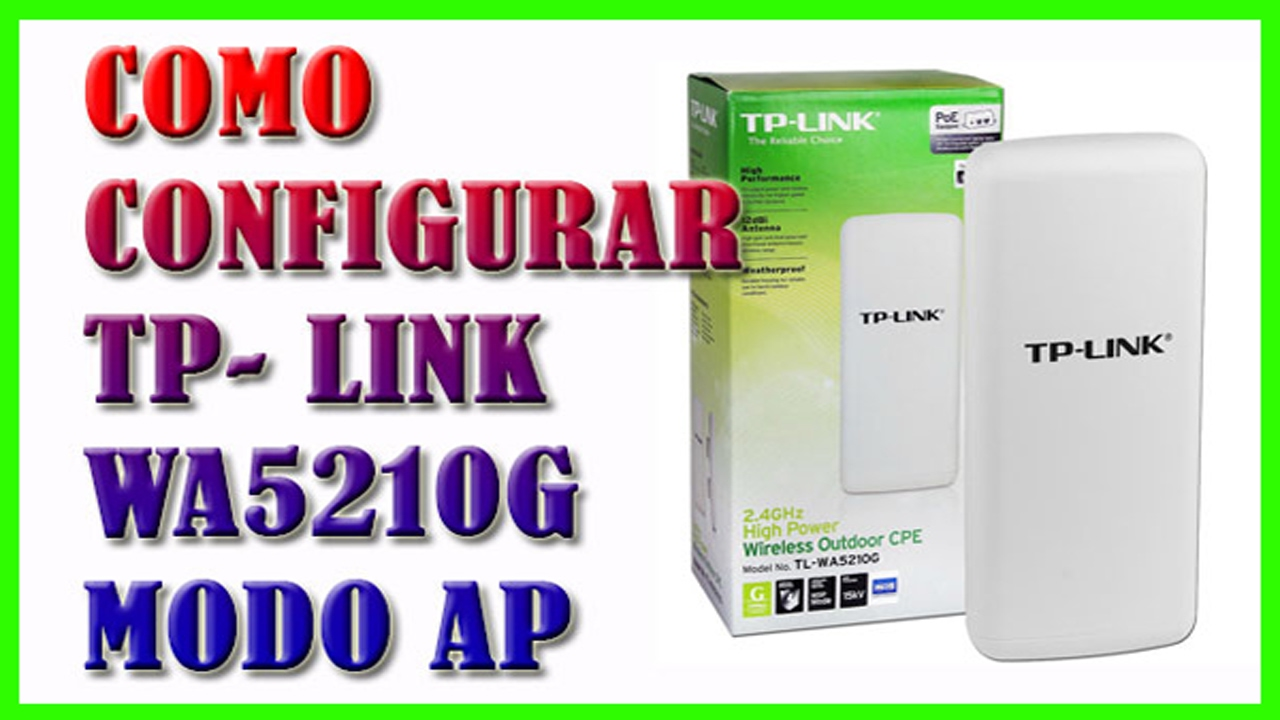 TP-Link TL-WA5210G v1 Access Point Drivers for Windows Mac