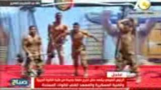 بالفيديو.. طلاب الكلية الحربية يقدمون عروضًا فنية وعسكرية أمام السيسي