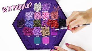 iS iT PuRpLe? Jeffree Star Blood Lust Palette | THE MAKEUP BREAKUP