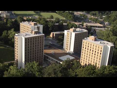 Residence Hall Tour: Towers North & West
