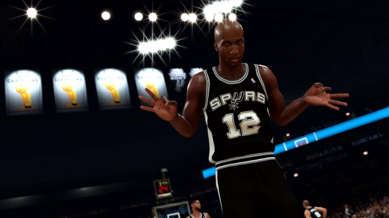 NBA 2K20 - Tim Duncan Pack Trailer