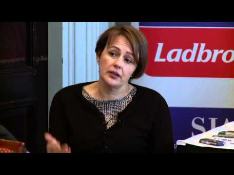 Tanni Grey Thompson talks to SJA