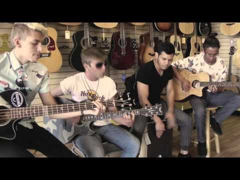 Peyton Goes Deep | Interview with INFINITYONHIGH! at Music Go Round, Lakeland