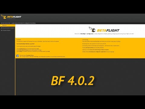 Betaflight Configurator - Myhiton