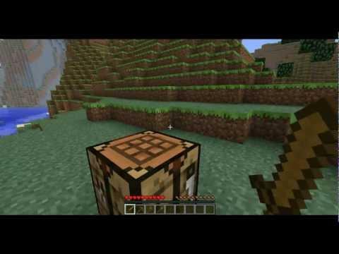 Minecraft: Como Hacer Herramientas