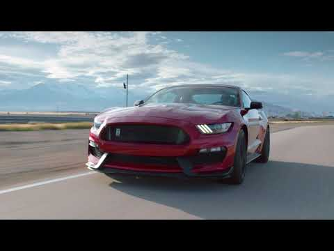 2019 Ford Mustang GT350 Dynamically Tuned
