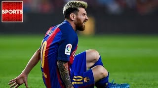 BARCELONA 1-1 ATLETICO MADRID [MESSI OUT 3 Weeks with Groin Injury]