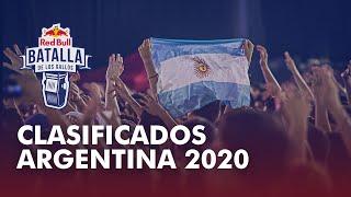 Clasificados Argentina 2020 | Red Bull Batalla de los Gallos