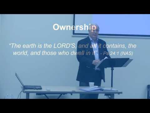 2017 02 05 John Dickey - PTS - God's Biblical Principles for Financial Freedom