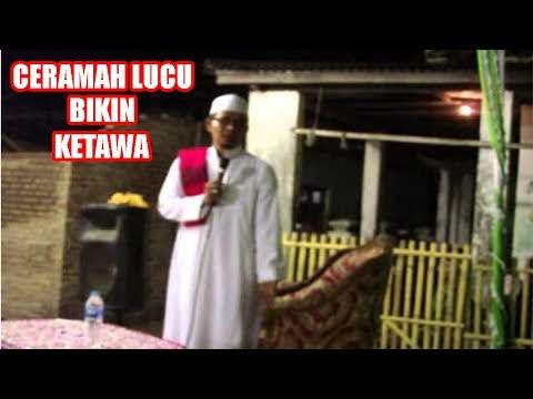 Ceramah Lucu Ustadz Ghofur Bikin Ketawa Puas Gak Tahan