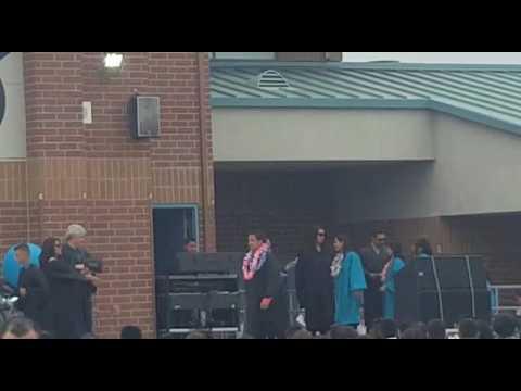Gradación. La Paz Middle School