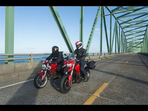 Ducati Backyard Adventures   Episode 1   Portland, OR