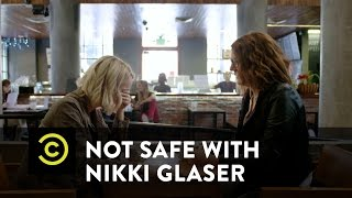 Not Safe with Nikki Glaser - Comedians Sitting on Vibrators Getting Coffee with Sara Schaefer