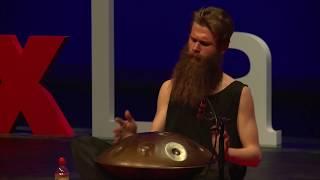 Handpan  | Anatole Lemor | TEDxLaBaule