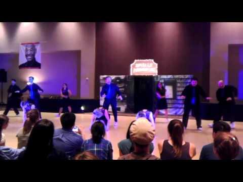 Lindyfest 2014 Thursday Night Cabaret (Houston Hepcats)