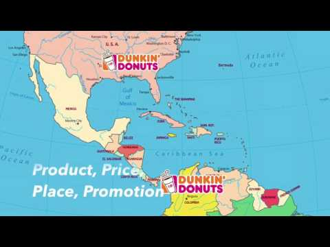 Global Brand Marketing Analysis: Dunkin' Donuts in the US & Colombia