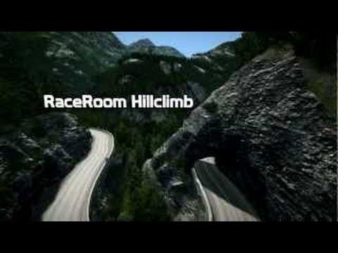 Roomracing|ep.1|garaventalution|-HILL CLIMBING WITH A BAD CAR!