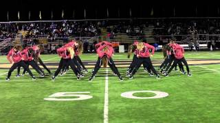 GBN 2014 Homecoming Poms Performance