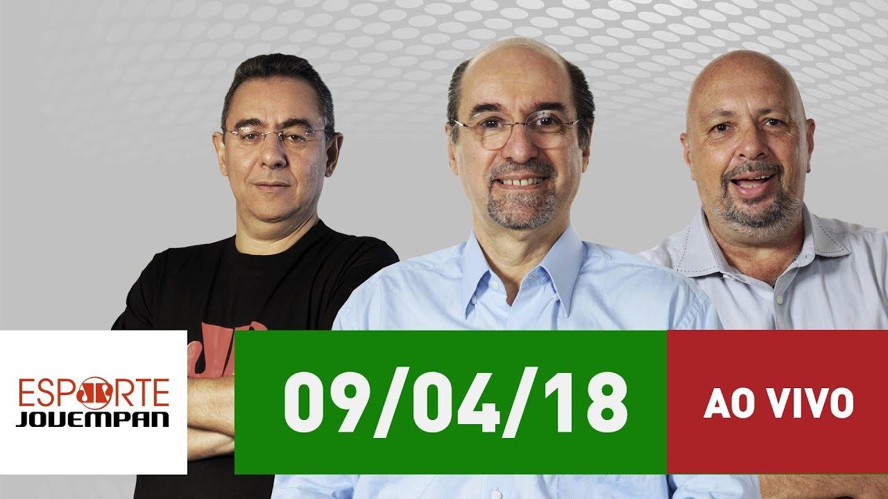 3ded1def6 Esporte em Discussão - 09 04 18 - YouTube