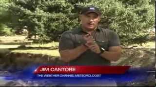 Meteorologist Matt Brode Interviews Jim Cantore