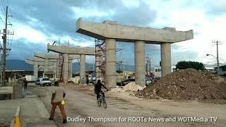 WDT Media TV:  Hagley Park Road Improvement Projects