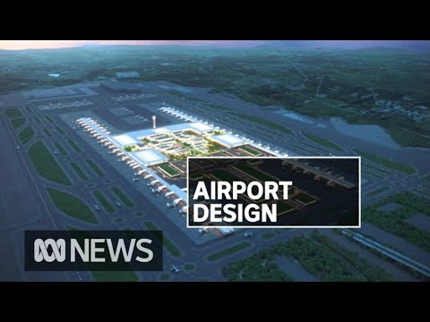 Concept Designs For $5.3bn Western Sydney Airport Terminal Unveiled | ABC News